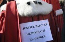 Un magistrat battu par son ex-femme (7 jours d'ITT)   JUSTICE : Droits des Enfants   Scoop.it