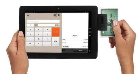 Amazon lance son propre système d'encaissement mobile - Les Échos | e-biz | Scoop.it
