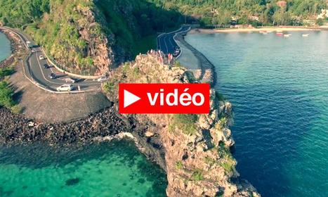 île Maurice : Vue aérienne du rocher de Macondé @Investorseurope | Culture, Humour, the Brave, the Foolhardy and the Damned | Scoop.it