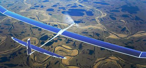 Google rachète Titan Aerospace, déjà convoité par Facebook | Divers | Scoop.it