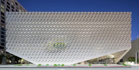 Content Marketing the Broad Museum - Curagami | Design Revolution | Scoop.it