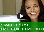 3 manieren om Facebook posts te embedden op je site | Social Media & sociaal-cultureel werk | Scoop.it