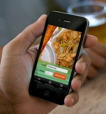 New App Connects Strangers for Leftover Sharing | Troy West's Radio Show Prep | Scoop.it