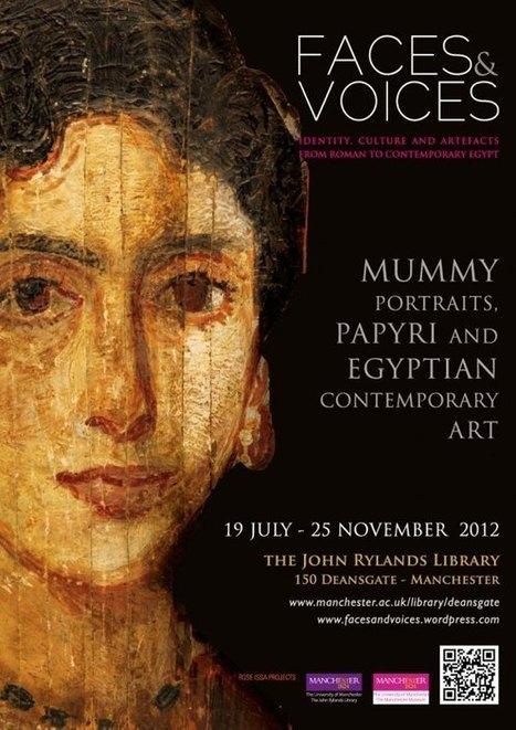 Faces&Voices | Roma Antiqua | Scoop.it