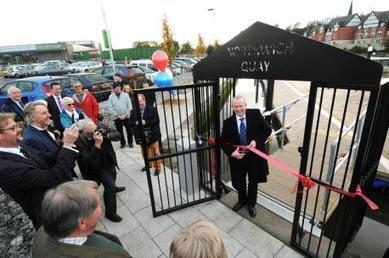 Praise for 'can-do' attitude at new marina - Northwich Guardian   Creating new possibilities   Scoop.it