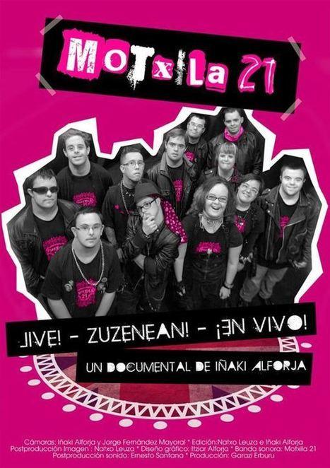 "Estreno del documental ""Motxila 21 Live! Zuzenean! En vivo!"" | Sindrome de Down | Scoop.it"