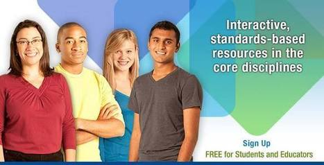 SAS® Curriculum Pathways® | Classroom Tools for Teachers and Students | Scoop.it