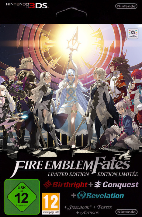 Fire Emblem Fates Special Edition 3DS ROM Free