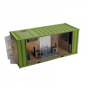 Collectible Module-R Container Homes  |   Leveled Magazine | Container Architecture | Scoop.it