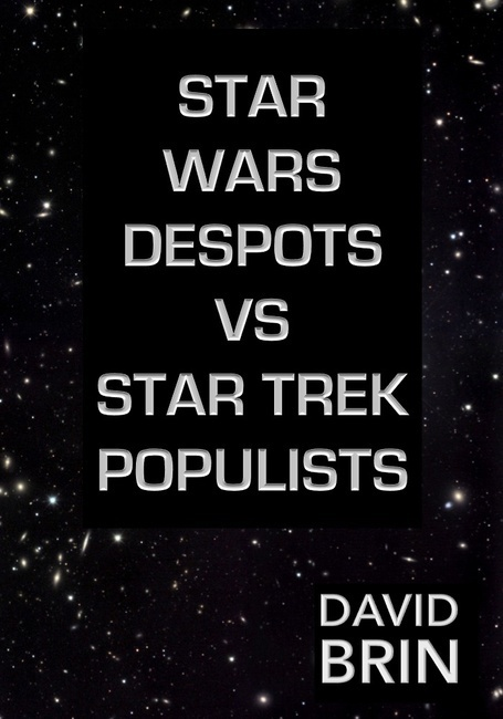 Star Wars Despots vs. Star Trek Populists | Popular Culture Forges Tomorrow: From Star Wars to Lord of the Memes | Scoop.it