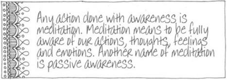 4 Steps to Mindfulness   Mindfulness Based Leadership   Scoop.it
