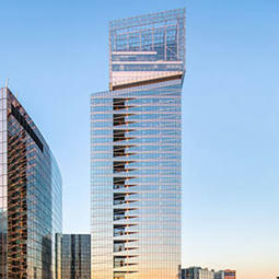Best Tall Building Award of Excellence -2021 CTBUH Awards