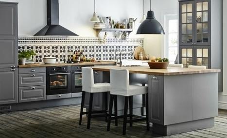 lovehomecouk Kitchen interior design trends