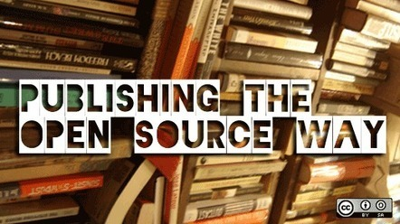 Use open source tools to create your own eBooks | opensource.com | Aprendiendo a Distancia | Scoop.it