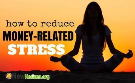How to Reduce Money-Related Stress | Money Savings to a better Life | Scoop.it