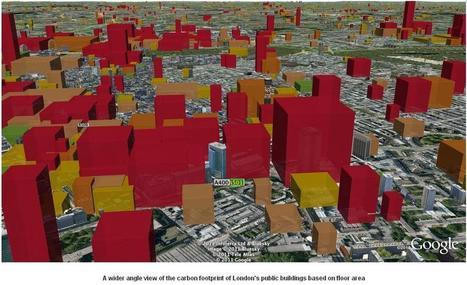 Carbon Visualisation | energy for london | Visualisation | Scoop.it