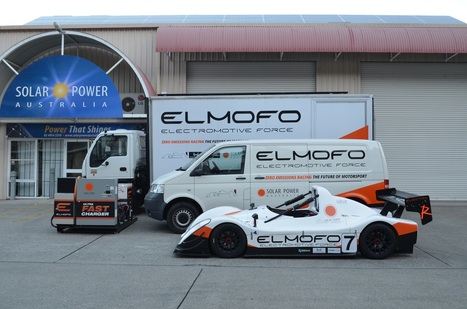 Brammo Expands into Australia and Welcomes ELMOFO to Dealer Network | Business Wire | Brammo Electric Motorcycles | Scoop.it