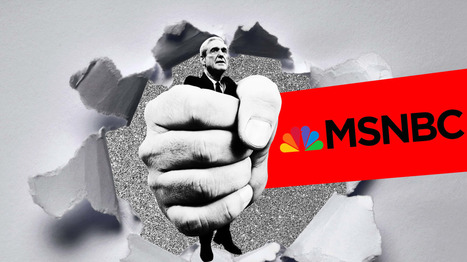 Msnbc Trump Russia Ratings Fizzle After Mueller Re In