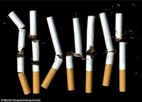 What's the best way to quit smoking? Going cold turkey, say experts | Kickin' Kickers | Scoop.it