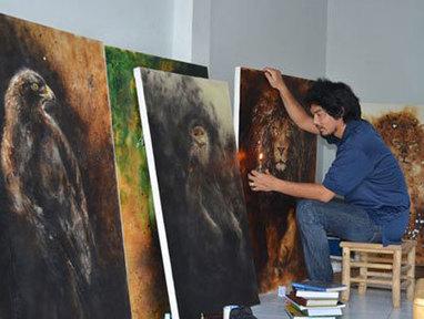 Nguyen Trung Nghia tells childhood dream about wild life | VietNamNet | Kiosque du monde : Asie | Scoop.it