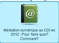Médiation numérique au CDI | CDI doctic | Scoop.it