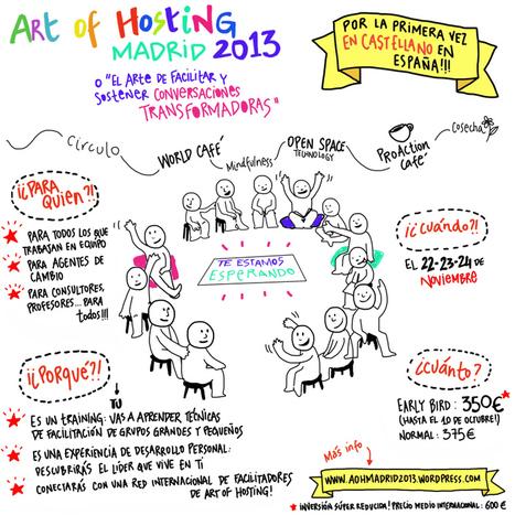 El Arte de Facilitar Conversaciones Transformadoras / The Art of Hosting | Art of Hosting | Scoop.it