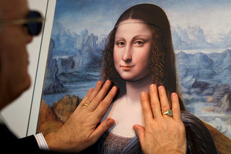 At Museo del Prado, Blind Visitors Can Touch Masterpieces - New York Times   Art Museums Trends   Scoop.it
