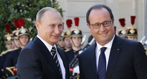 In France 'Putin More Popular Than Hollande' - Renowned French Politician | Global politics | Scoop.it