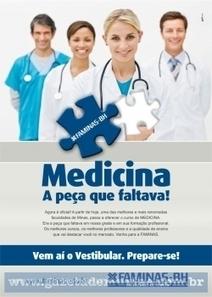 Faminas-BH confirma vestibular para Medicina | TecnologoDS News | Scoop.it