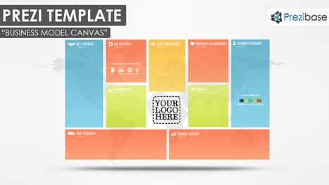 Business model canvas prezi template prezibas business model canvas prezi template prezibase accmission Image collections
