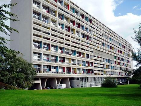 #287 ❘ La Cité radieuse ❘ 1952 ❘ Le Corbusier | Moisson sur la toile: sélection à partager! | Scoop.it
