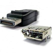 La Question Technique : DVI, HDMI, DisplayPort, quelles différences ? | Seniors | Scoop.it
