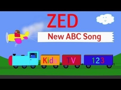 KidsTV123's Channel - YouTube | HCS Learning Commons Newsletter | Scoop.it