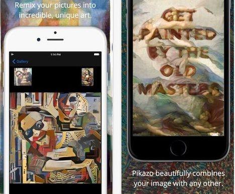 Dos formas de transformar fotos en obras de arte | Impuls a la lectura | Scoop.it