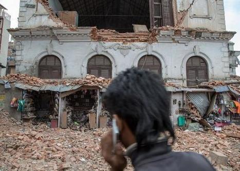 After Nepal Earthquake, Facebook and Google Offer Safety Check-In Features | Media for development | Scoop.it