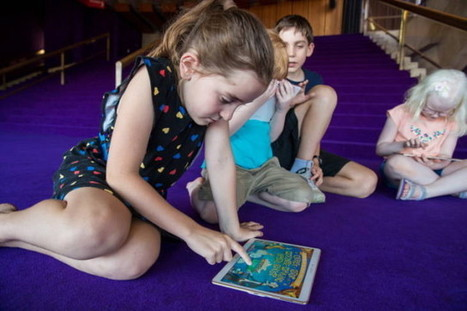 Sydney Opera House Makes Visits Educational With Samsung Tablets | digital technologies in classical music & opera | Scoop.it