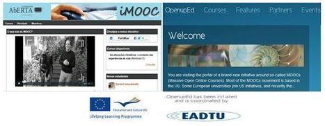 UAb.pt lança primeiro imooc no quadro de iniciativa pan-europeia | LE@D |UAberta | Scoop.it