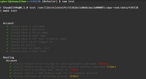 How to build and test your Rest API with Node.js, Express and Mocha | node web programming | Scoop.it