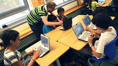 Digitale Medien: Schlechter Unterricht wird durch neue Medien nicht besser | Digital History | Scoop.it