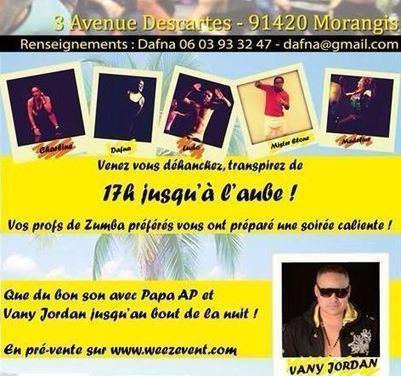 Vamos a bailar ? Concert Zumba Summer Party à Morangis le 07 juillet 2013 | Entreprises 91 | Scoop.it