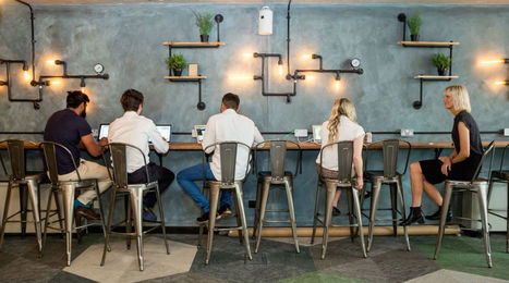 10 outils qui facilitent le coworking | News Tech | Scoop.it