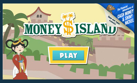 MoneyIsland from Young Americans Bank | UDL & ICT in education | Scoop.it