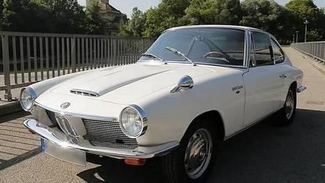Les Glas / BMW 1600 GT - | Voitures anciennes - Classic cars - Concept cars | Scoop.it