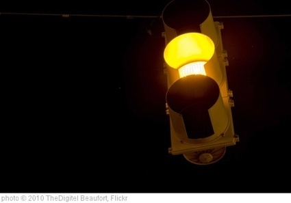 """Video: """"What Does A Yellow Light Mean?"""" 