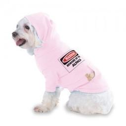 Tiny NCAA Missouri State Cotton Lycra Hooded Dog Shirt