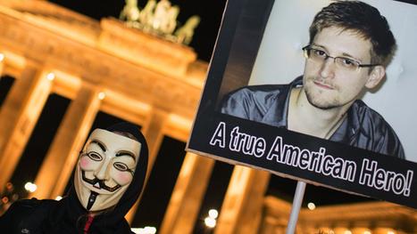 Germans lose trust in US, see NSA whistleblower Snowden as hero – poll   Digital-News on Scoop.it today   Scoop.it