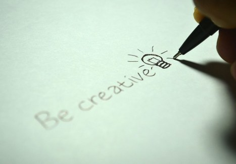 Use the Right Tools to Encourage Creative Writing | Creative educational learning | Scoop.it