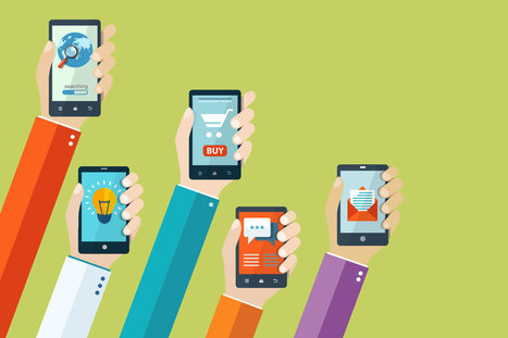 5 Important Facts to Recall When Designing Mobile Apps | Technology | Scoop.it