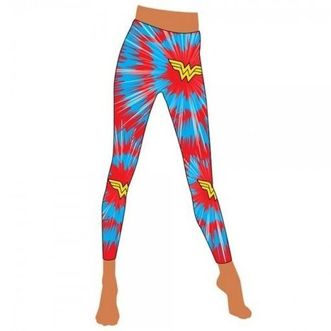 These Tights Feature All Your Favorite Superheroes | Geek On | Scoop.it