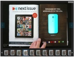 And finally, make your print ad interactive (no, not with QR codes) | Print still a design force | Scoop.it